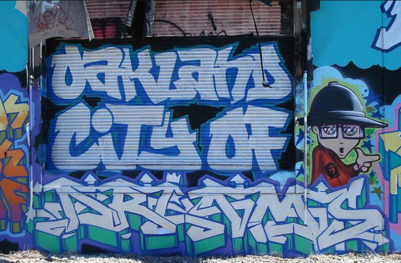 Oakland_City of Dreams